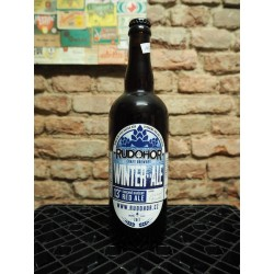 Rudohor Winter Red Ale